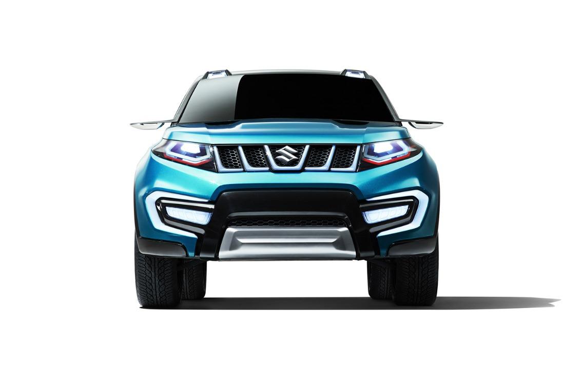 new release of maruti carNew Suzuki iV4 concept SUV photo gallery  Autocar India
